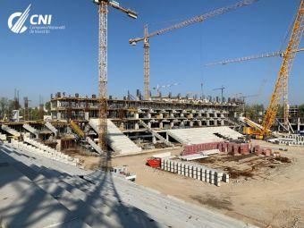 """28.000.000 EURO IN PLUS pentru stadionul Ghencea! Costurile arenei au crescut cu o treime! Si Giulestiul, si Arcul de Triumf primesc """"supliment"""""""