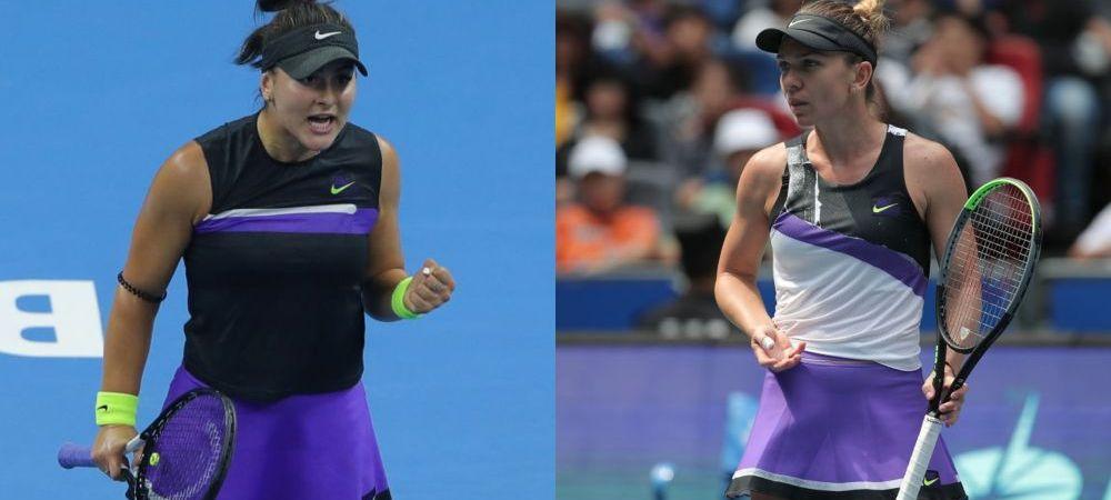 Bianca Andreescu, VESTE PROASTA pentru Simona Halep! Romanca a coborat in clasamentul WTA: pe ce loc poate ajunge incepand de luni