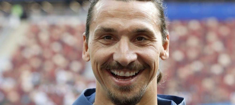 """""""La multi ani mie!"""" Cadoul incredibil de 2.000.000 euro pe care Ibrahimovic si l-a facut de ziua lui! Ce colectie impresionanta de masini are"""