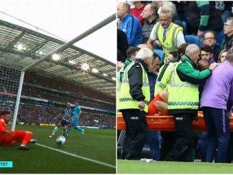 Lloris a primit verdictul dupa momentul horror de ieri! Campionul mondial a fost scos pe targa si dus la spital in primele minute ale meciului cu Brighton