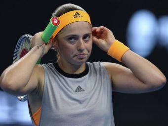 Asta e cea mai proasta serva din istorie! :)) Cum a putut servi Ostapenko la Australian Open e DE NEINCHIPUIT
