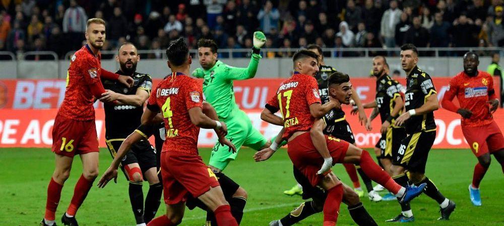 Dinamo si FCSB si-au primit sentinta dupa incidentele de pe National Arena! Comisia de Disciplina a facut anuntul oficial