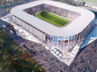 Meci de gala pe noul stadion din Ghencea? Noua arena s-ar putea deschide cu o partida eveniment