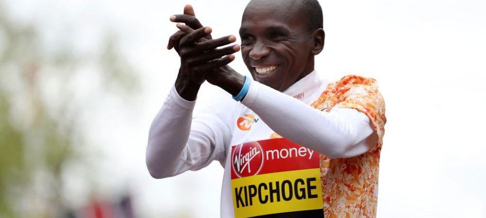 MOMENT ISTORIC in atletism! E singurul alergator care a coborat sub 2 ore la maraton