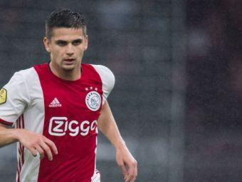 """Razvan Marin a explicat ce se intampla cu el la Ajax! """"Nu e usor, dar este destinul fiecarui fotbalist"""" Ce spune despre antrenorul Ten Hag"""