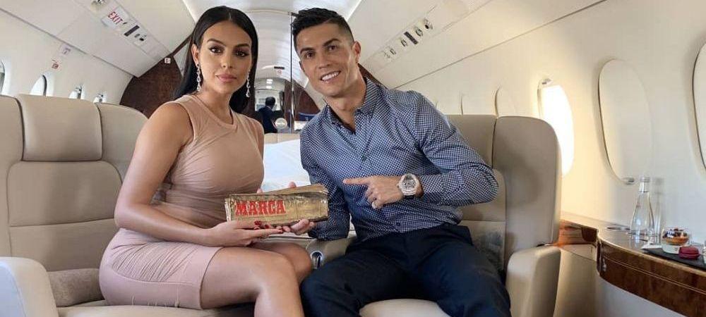 """""""Agentul 700!"""" FABULOS! Cum a reactionat Georgina dupa ce Cristiano Ronaldo a ajuns la 700 de goluri marcate! FOTO"""