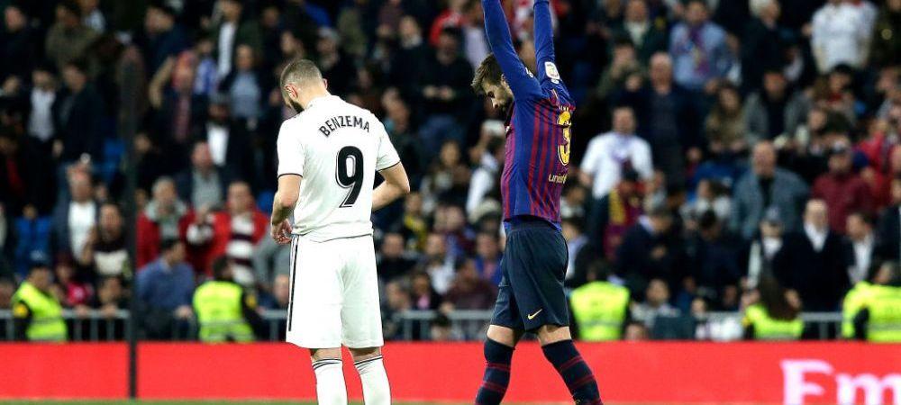 SURPRIZA IN SPANIA! Se muta El Clasico?! Real Madrid vrea sa ANULEZE meciul