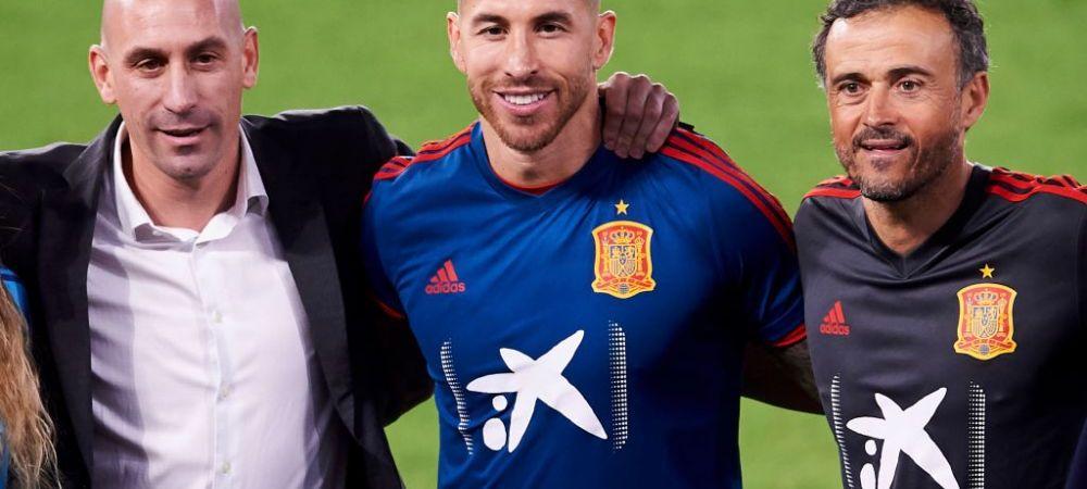 DIN SPANIA, PENTRU LUIS ENRIQUE! Capitanul Spaniei a dedicat calificarea la Campionatul European fostului selectioner