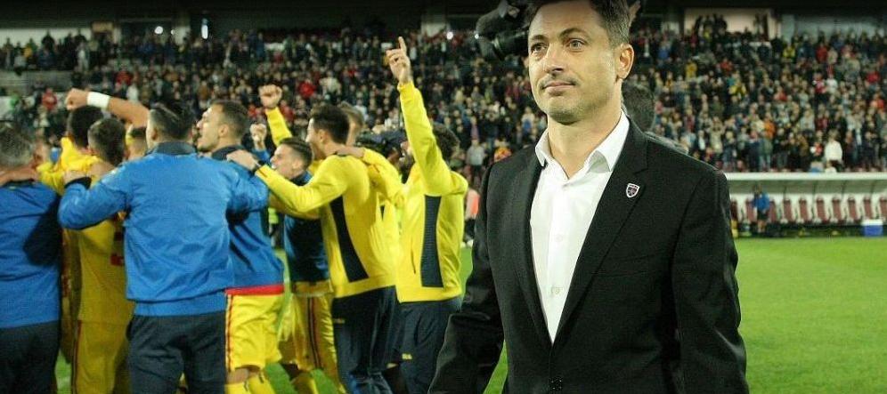 Mirel Radoi, BLOCAT la nationala mare! Motivul pentru care antrenorul de la U21 nu-i poate lua locul lui Contra nici daca vrea
