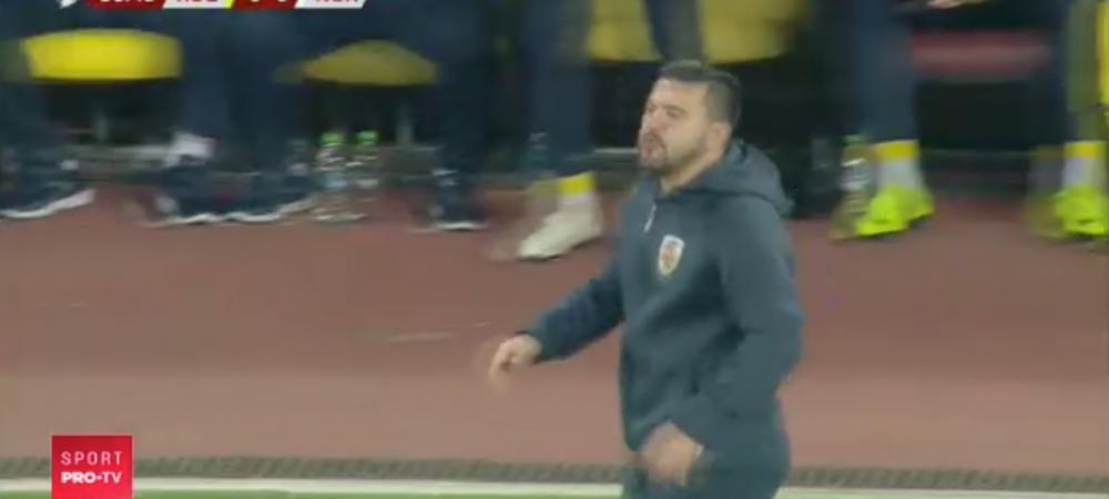 """Reactia FRF dupa ce Contra l-a injurat pe Puscas in meciul Romania - Norvegia: """"A fost o greseala"""" Ce transmit oficialii"""