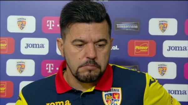 "Pentru Contra totul e simplu: ""Batem Suedia, facem egal cu Spania si mergem la EURO!"" Mesaj emotionant pentru copiii din tribune: ""M-au atins la inima! Avem lacrimi in ochi!"""