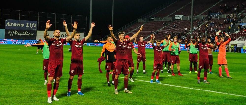 CFR CLUJ - CRAIOVA 2-0 | CFR-ul lui Petrescu arata de ce de lider! Joc solid in fata unei prestatii modeste a Craiovei. Traore si Omrani au marcat: FAZELE