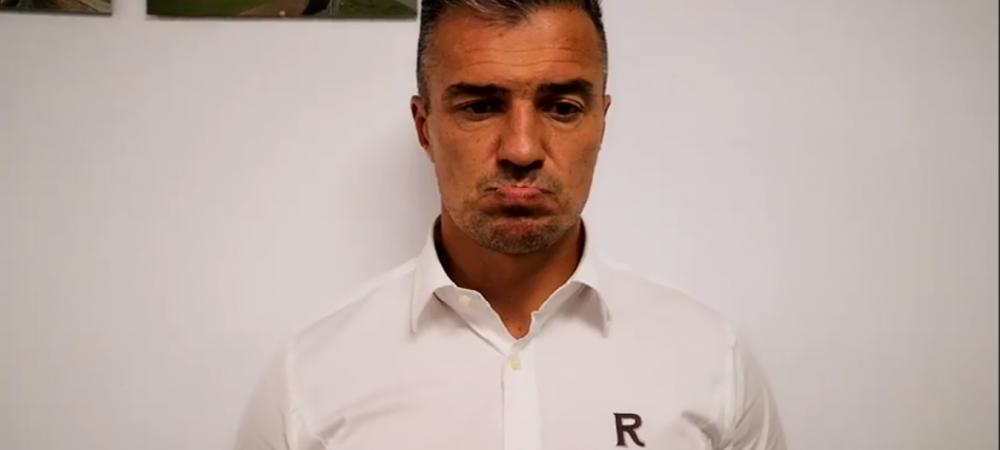 """""""NE-AM INTORS IN NOROI!"""" Pancu, exasperat de meciul cu Csikszereda, pierdut cu 0-1. Antrenorul Rapidului promite schimbari"""