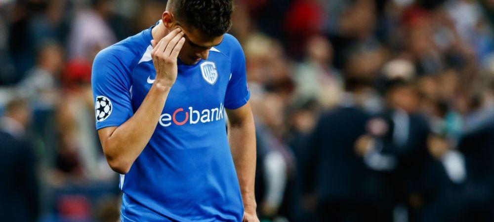 """ALARMA! Ianis Hagi s-a accidentat! """"Decarul"""" nationalei a fost titular in meciul pe care Genk l-a pierdut cu Standard Liege"""