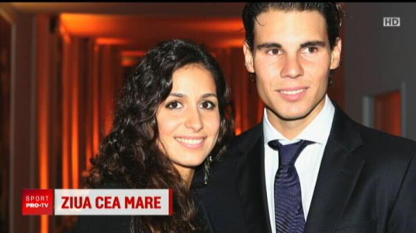 Rafa Nadal se insoara cu iubita din liceu! Cum arata Francisca, aleasa inimii supercampionului din tenis! Invitati de lux la nunta: GALERIE FOTO
