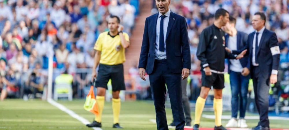 SOC la Madrid! Se pregateste plecarea lui Zidane de la Real! Perez a pus mana pe telefon si i-a transmis un mesaj clar dupa ultima infrangere! Anuntul momentului in Spania