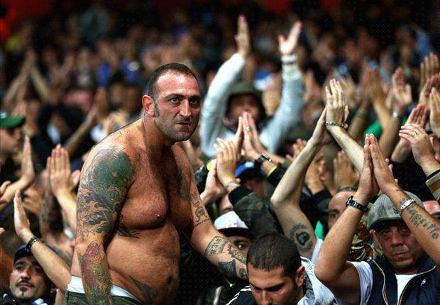 Situatie incredibila! Ultrasul lui Napoli care a omorat un fan al lui Inter, protejat de Mafia Siciliana!