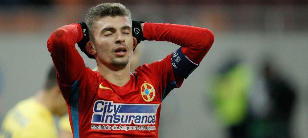 """CHINDIA - FCSB 1-2   """"Arbitrajul a fost jenant! Ne-a ajutat Dumnezeu!"""" Florin Tanase, suparat de prestatia arbitrului dupa meciul cu Chindia"""