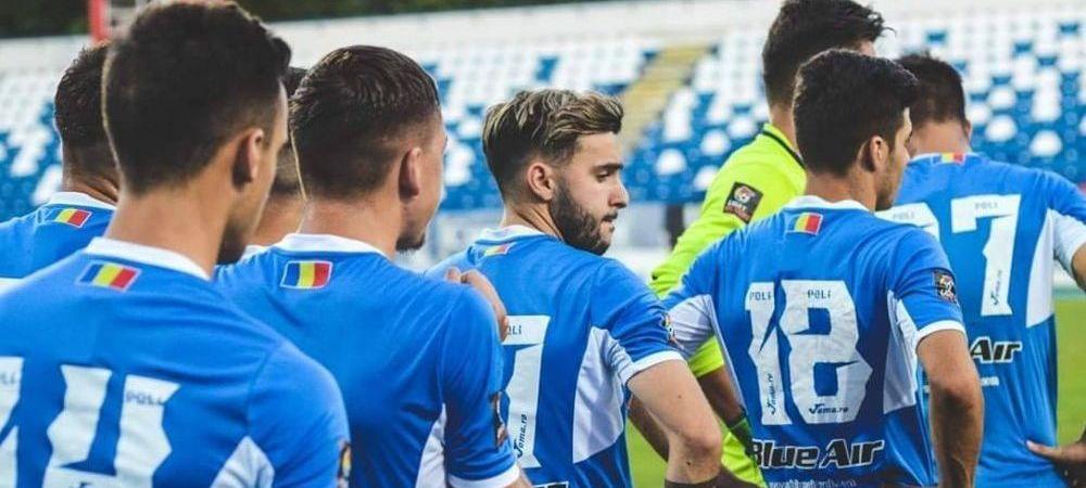 POLI IASI - FC BOTOSANI 0-3 |Botosani castiga derby-ul Moldovei si urca pe loc de play-off! Iasiul cobora in play-out! Fazele meciului