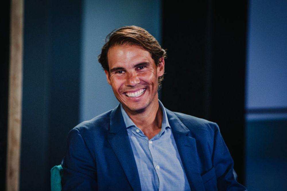 Primele fotografii oriciale de la nunta anului in tenis! Rafael Nadal s-a casatorit cu iubita din copilarie | GALERIE FOTO
