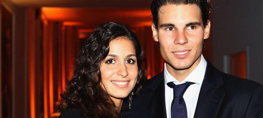Primele fotografii oficiale de la nunta anului in tenis! Rafael Nadal s-a casatorit cu iubita din copilarie | GALERIE FOTO