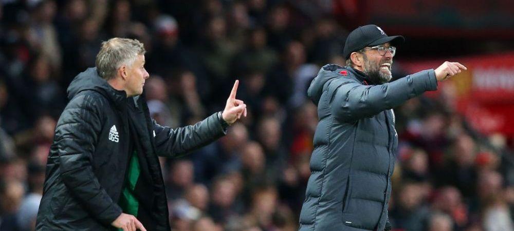 """Klopp, tuna si fulgera! Antrenorul lui Liverpool, pachet de nervi dupa meciul cu United: """"Am o problema cu VAR-ul"""""""
