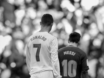 """CEL MAI BUN FOTBALIST AL SECOLULUI: Messi sau Ronaldo? """"The Independent"""" a lamurit misterul celui mai titrat duel din istoria fotbalului"""