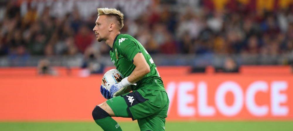 """Ionut Radu are antrenor nou! A revolutionat tactic fotbalul la juniorii lui PSG si vine sa o salveze pe Genoa: """"Portarul este primul atacant"""""""