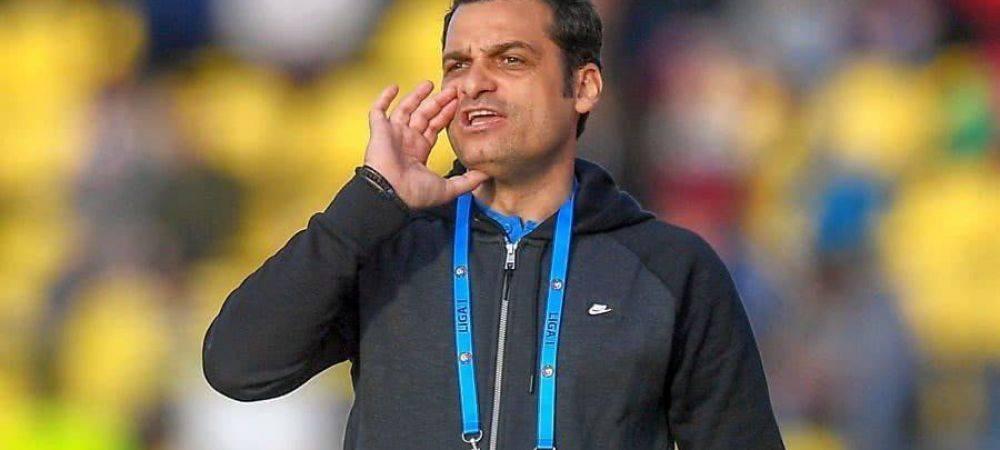 """POLI IASI - FC BOTOSANI 0-3   Mihai Teja, dupa al 7-lea meci consecutiv fara victorie : """"7,8,9 sunt numere"""". Ce spune antrenorul despre meciul slab al echipei sale"""
