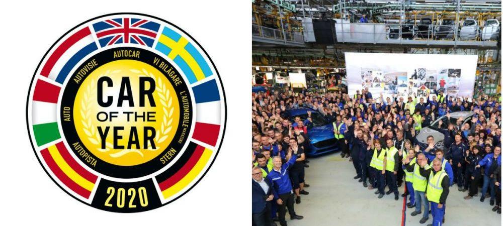 Masina produsa in Romania, nominalizata la titlul de MASINA ANULUI 2020 in Europa. FOTO