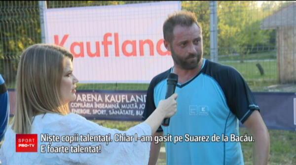 NOUL SUAREZ ar putea ajunge la Farul! Marica si Pulhac l-au intalnit astazi pe jucatorul care ar putea fi noua speranta a fotbalului romanesc! VIDEO