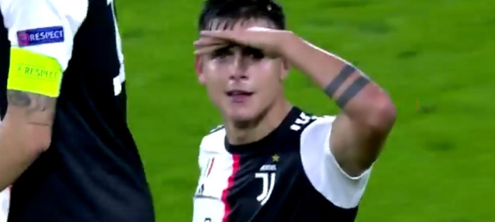 Dybala, de 5 stele: dubla in doua minute si a salvat-o pe Juventus de la DEZASTRU! S-a luat de sefi cu un gest complet neasteptat