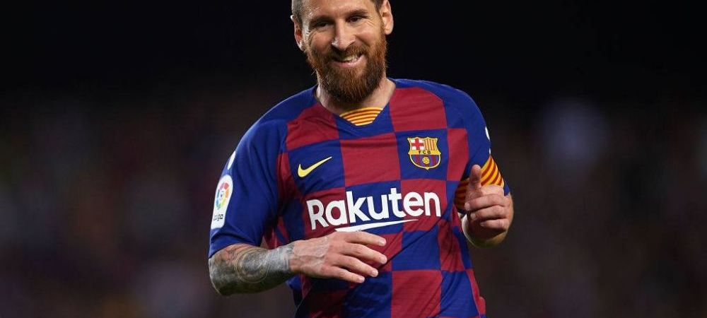 MESSI, DE RECORD! Argentinianul a reusit o performanta pe care nu a reusit-o NIMENI in UEFA Champions League