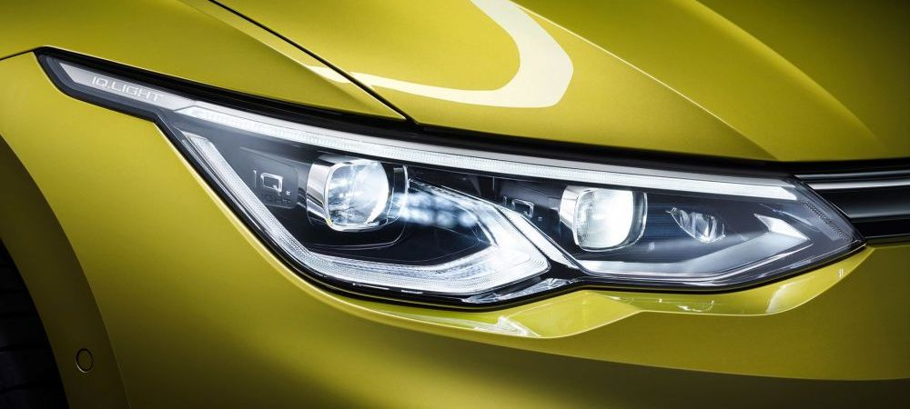 VOLKSWAGEN GOLF 8, lansat oficial. Ce s-a schimbat la cea mai populara masina din Europa. FOTO