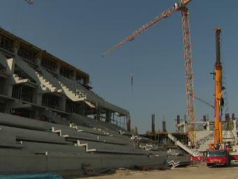 Va fi absolut spectaculos! Cum arata AZI stadionul din Ghencea | VIDEO
