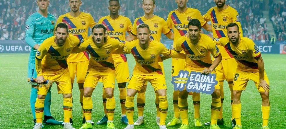 SURPRIZA! Nu este Messi, nici Suarez!Cine este cel mai bun jucator al Barcelonei in acest sezon