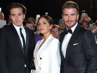 """SUNT IDENTICE! Se intalneste cu """"sosia"""" mamei sale! Cum arata noua iubita a lui Brooklyn Beckham"""