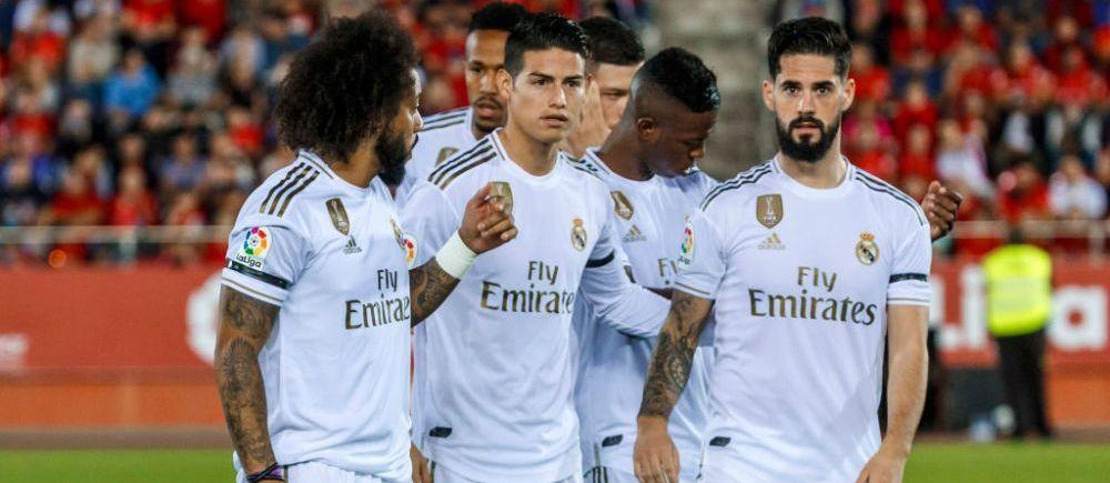 """ULTIMA ORA! """"Perla"""" de 70 de milioane de euro de la Real Madrid e OUT! Zidane nu il mai vrea! Anuntul momentului in Spania"""