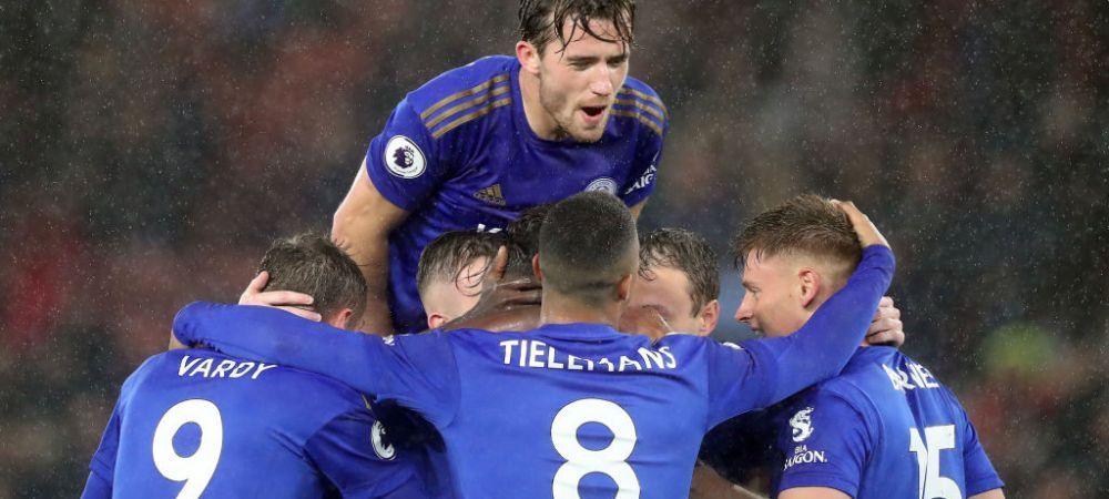RECORD URIAS in Premier League! ULUITOR: ce a reusit Leicester in deplasare! A scris istorie