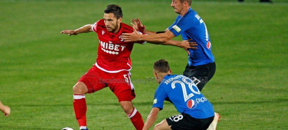 DINAMO - VIITORUL LIVE 3-2 | Meci absolut nebun in Stefan cel Mare! Dinamo isi ia revansa dupa umilinta din tur si e la un punct de play-off