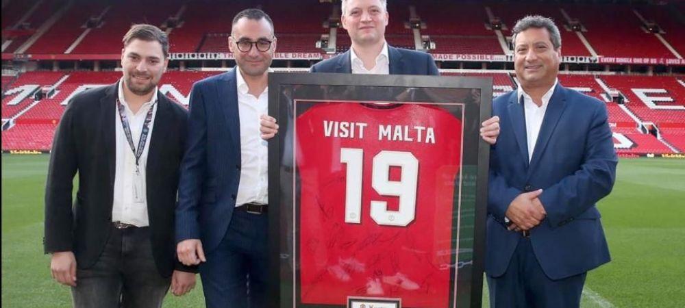 Manchester United a semnat un contract cu MALTA, intelegerea a fost pusa la secret de autoritatile din micutul stat