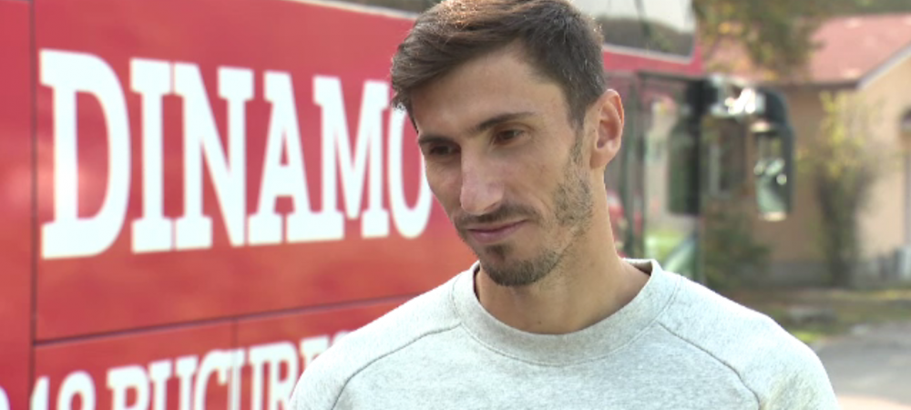 EXCLUSIV: Filip a dat gol dupa 4 ani si a prins curaj: viseaza la CHAMPIONS LEAGUE cu Dinamo!