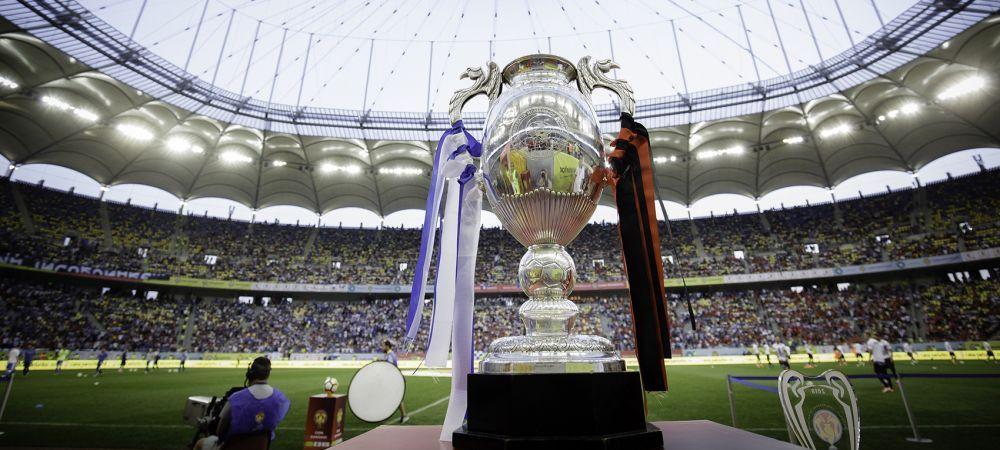 CUPA ROMANIEI | FCSB isi pregateste munitia impotriva lui U Cluj, Mioveni se infrunta cu Hermannstadt. Foresta vrea sa repete performanta cu Dinamo