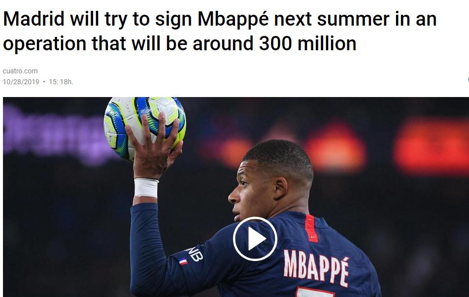 Perez sparge banca pentru cel mai scump transfer din istoria fotbalului! 300 de milioane de euro pentru un fotbalist GALACTIC! Va fi cel mai bine platit fotbalist din lume! Anunt BOMBA in Spania