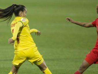 EURO 2020 | FRF a anuntat lotul nationalei de fotbal feminin pentru meciurile preliminarii. Care este lista selectionerului Mirel Albon