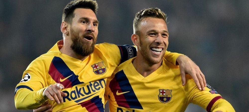ETAPA INTERMEDIARA IN EUROPA | Barcelona - Valladolid 5-1 | Messi este omul serii! Argentinianul a reusit o dubla si doua pase de gol! Barcelona este noul lider din La Liga