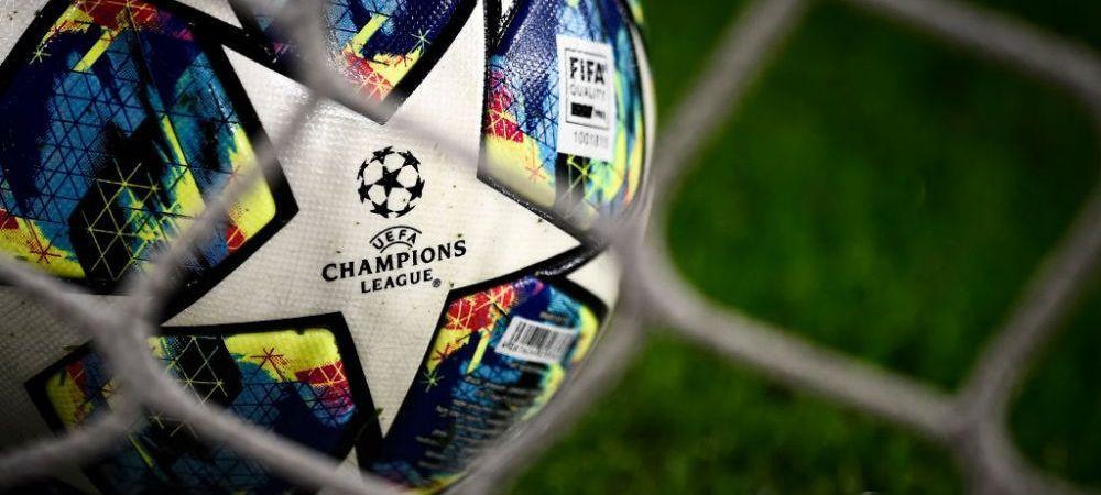 DESIGN INEDIT! Au aparut imagini cu mingea FINALEI Champions League! Cum va arata balonul