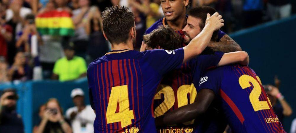 "WOW! Jucatorii Barcelonei il voiau inapoi pe Neymar cu ORICE pret! ""Ne schimbam contractele ca sa vina inapoi"""
