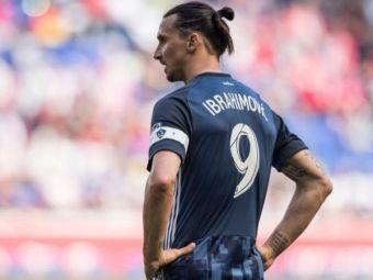 """La asta sigur nu te asteptai! Ce raspuns are Zlatan la intrebarea """"Care este cel mai bun jucator alaturi de care ai evoluat?"""""""