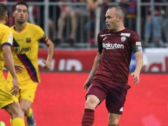 Ar fi putut fi o tradare ISTORICA! Unul dintre cei mai mari jucatori din istoria Barcelonei a fost ofertat de Real Madrid! Jucatorul a confirmat discutiile cu marea rivala